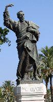 [statue of Pau Claris] width=