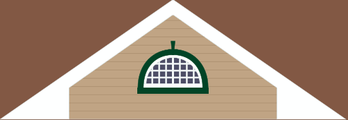 Side gable design